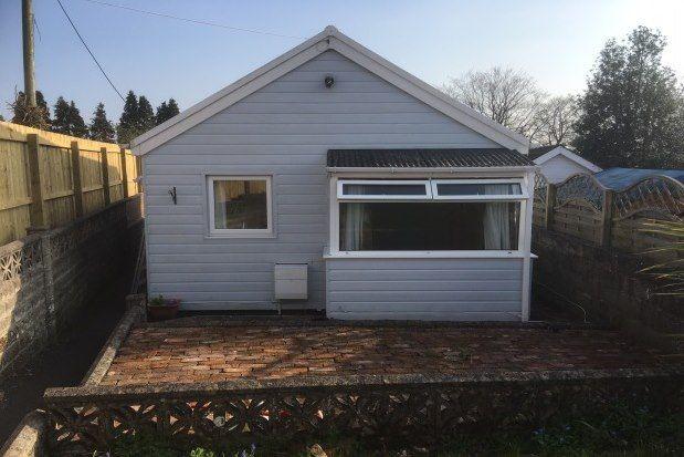 Bungalow to rent in Twyniago, Pontarddulais