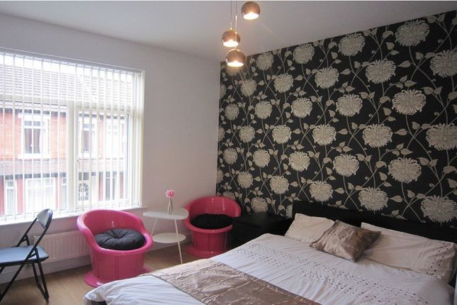 Thumbnail Terraced house to rent in Albion Road, 8 Bed, Fallowfield