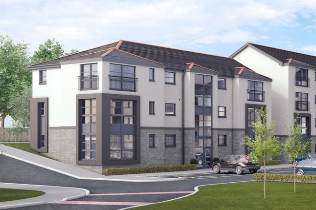 Thumbnail Flat for sale in Cattofield Square, Aberdeen
