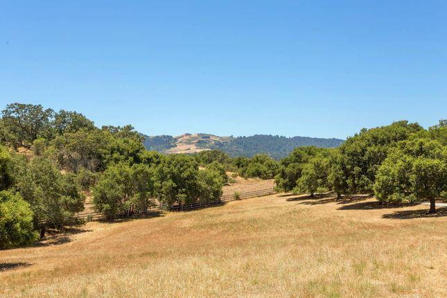 Thumbnail Land for sale in 12 Arastradero Rd, Portola Valley, Ca, 94028