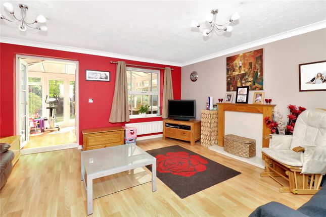 Sitting Room of Merlin Way, Leavesden, Watford WD25
