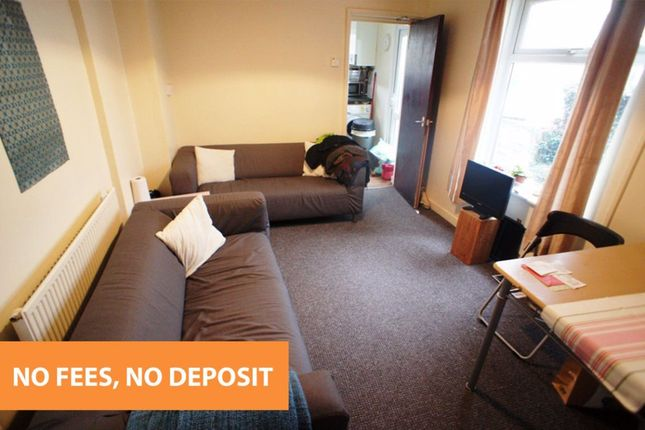 Thumbnail Terraced house to rent in Salisbury Road, Cathays, Cardiff