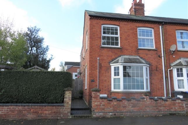 Thumbnail End terrace house for sale in Chester Terrace, Weedon, Northampton