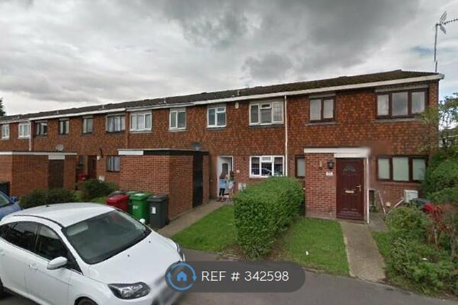 Thumbnail Terraced house to rent in Grampian Way, Slough
