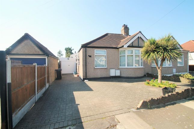 2 bed semi-detached bungalow for sale in Lime Grove, Ilford IG6
