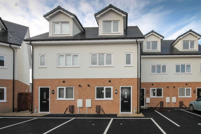 Thumbnail Terraced house to rent in Moorcroft Gardens, Tonge Moor, Bolton, Lancs, .