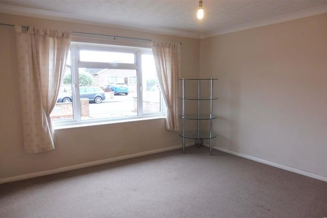 Thumbnail Detached bungalow to rent in Priors Road, Whittlesey, Peterborough