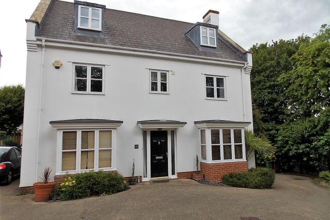 Detached house for sale in Gun Tower Mews, Rochester