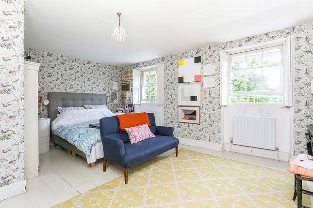 Master Bedroom of Regents Park Terrace, London NW1