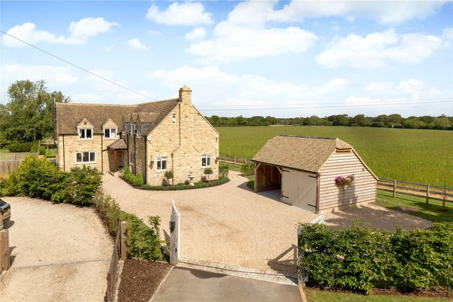 Thumbnail Detached house for sale in Barton-On-The-Heath, Moreton-In-Marsh, Gloucestershire