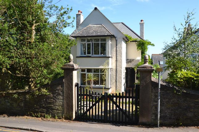 Thumbnail Detached house for sale in Woodlane, Falmouth
