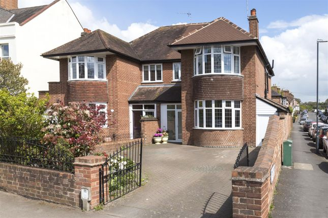 Thumbnail Semi-detached house for sale in Sherbourne Terrace, Clarendon Street, Leamington Spa