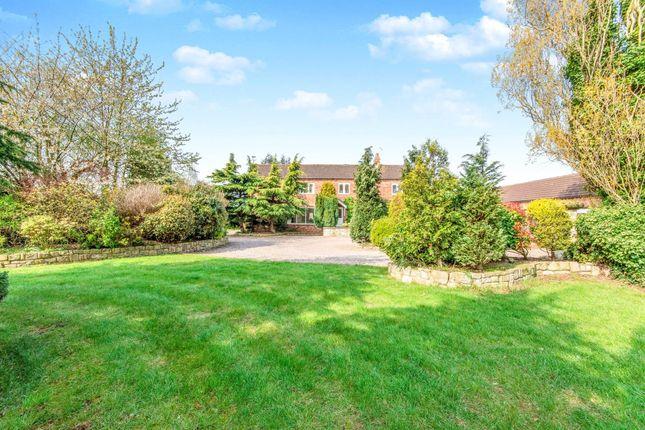 Thumbnail Detached house for sale in Newington Road, Newington, Doncaster