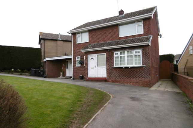 Thumbnail Detached house to rent in Stafford Crescent, Moorgate, Rotherham