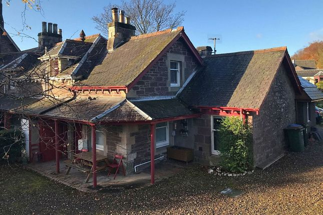 Thumbnail Cottage to rent in Connaught Terrace, Crieff