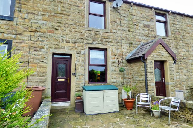 Thumbnail Terraced house for sale in Mount Pleasant, Worsthorne, Burnley