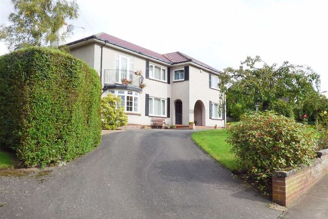 Thumbnail Detached house for sale in Kilmany Road, Wormit, Fife
