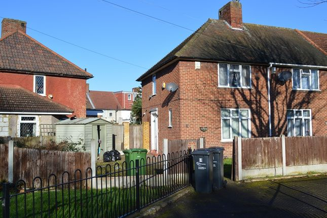 Thumbnail Terraced house to rent in Bowes Road, Dagenham, Essex