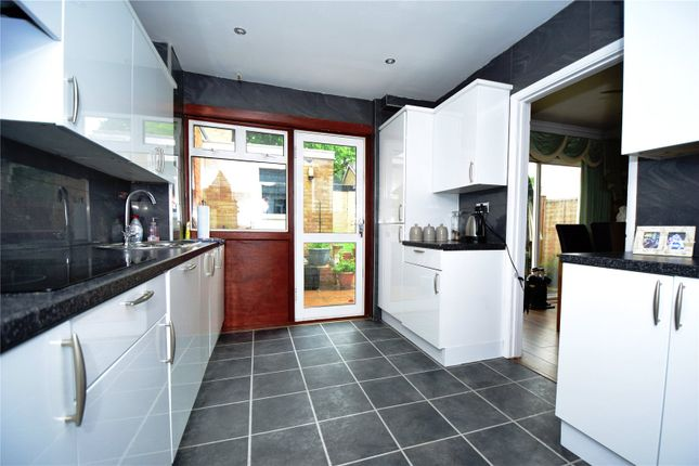 Thumbnail Semi-detached house for sale in Northview, Swanley, Kent