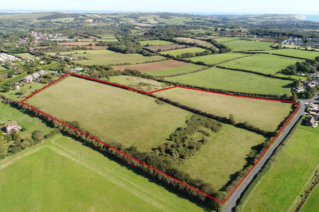 Thumbnail Land for sale in Watery Lane, Newchurch, Sandown