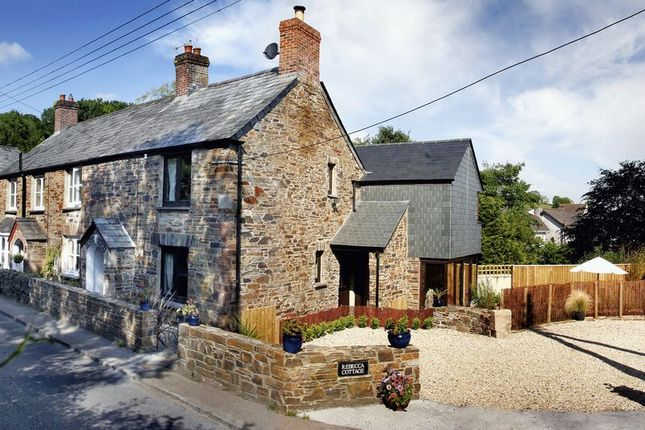 Thumbnail Property for sale in Chillaton, Lifton