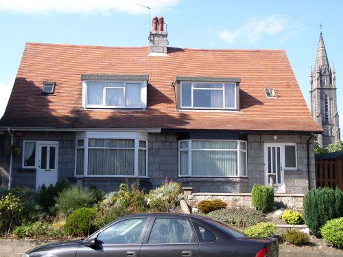 Thumbnail Semi-detached house to rent in Albert Terrace Gardens, Albert Terrace, Aberdeen