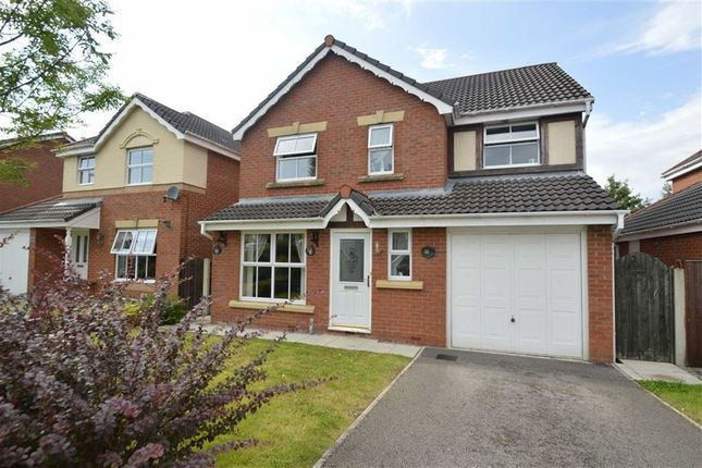 Thumbnail Detached house to rent in Spring Meadows, Clayton Le Moors, Accrington