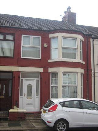 Thumbnail Terraced house for sale in Goodacre Road, Walton, Liverpool, Merseyside