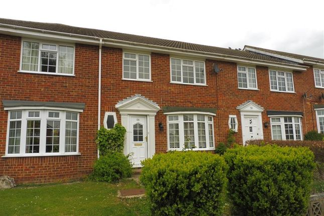 Thumbnail Terraced house to rent in Tydeman Road, Bearsted, Maidstone