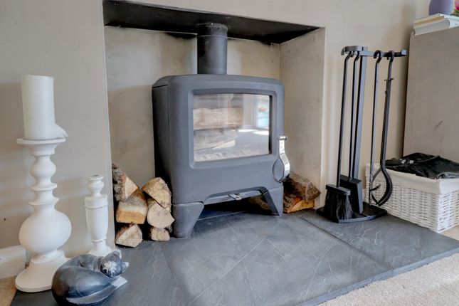 Wood Burner of Burrell Close, Holt NR25