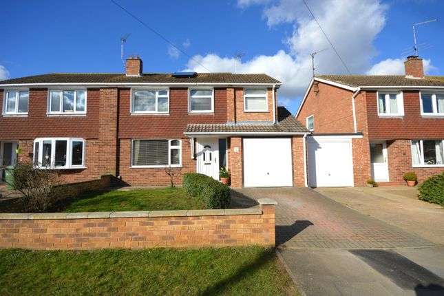 4 bed semi-detached house for sale in Berry Close, Earls Barton, Northampton NN6