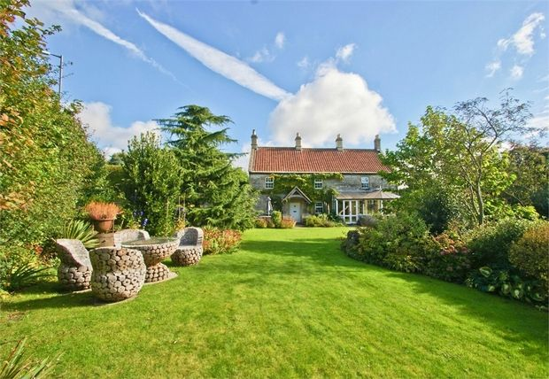 Thumbnail Detached house for sale in The Street, Farmborough, Bath, Somerset