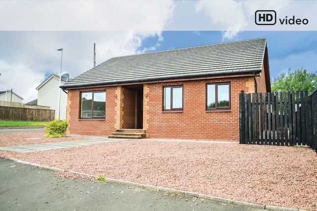 Thumbnail Detached bungalow for sale in Rosslyn Road, Ashgill, South Lanarkshire