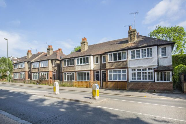 Thumbnail Terraced house for sale in Portsmouth Road, Cobham