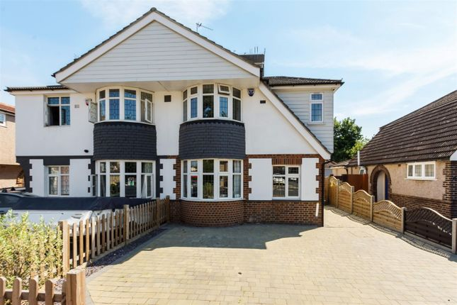 Thumbnail Semi-detached house for sale in Old Farm Avenue, Sidcup