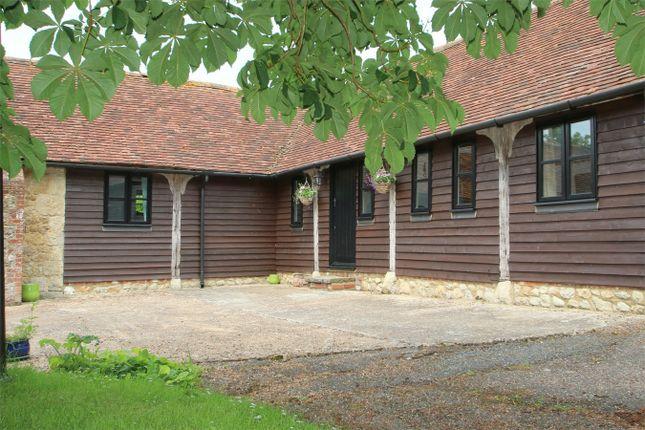 Thumbnail Cottage for sale in Stable Cottage, Coach Road, Egerton, Kent