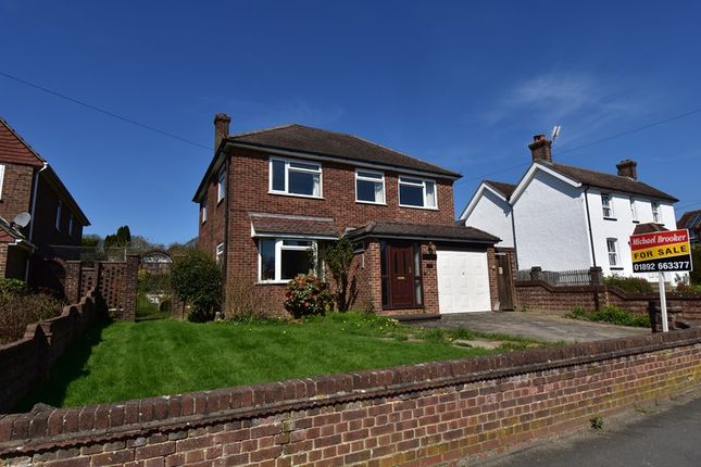 Thumbnail Property for sale in The Beeches, Luxford Road, Crowborough