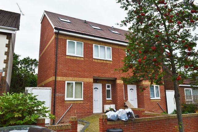 Thumbnail Semi-detached house to rent in Rural Way, London