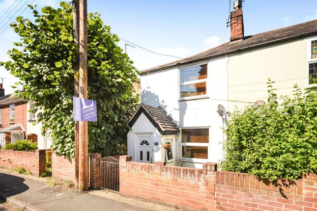 Thumbnail End terrace house for sale in New Street, Halstead