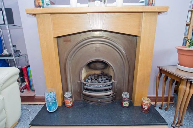 Fire Place of Inzievar Terrace, Mount Vernon, Glasgow G32