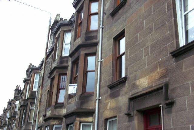 Thumbnail Flat to rent in Glasgow Road, Dumbarton
