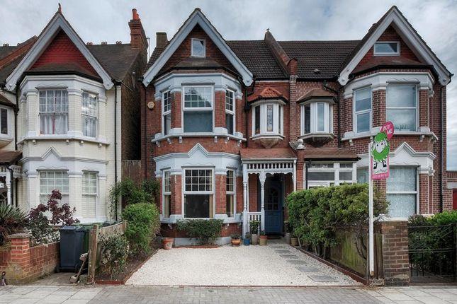 Thumbnail Semi-detached house for sale in Heybridge Avenue, London