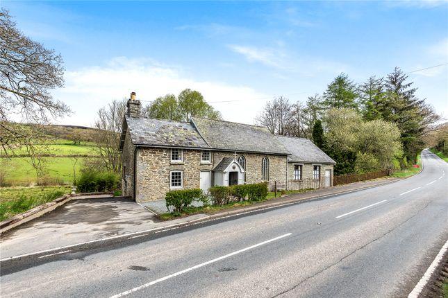 2 bed detached house for sale in Llanfaredd, Builth Wells LD2