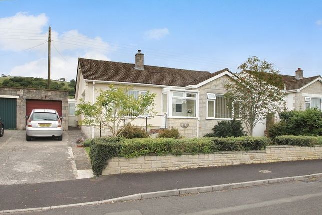 Thumbnail Detached bungalow for sale in High Green, Easton, Wells
