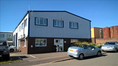 Office to let in 1 Bridge Court, Kingsmill Road, Tamar View Industrial Estate, Saltash