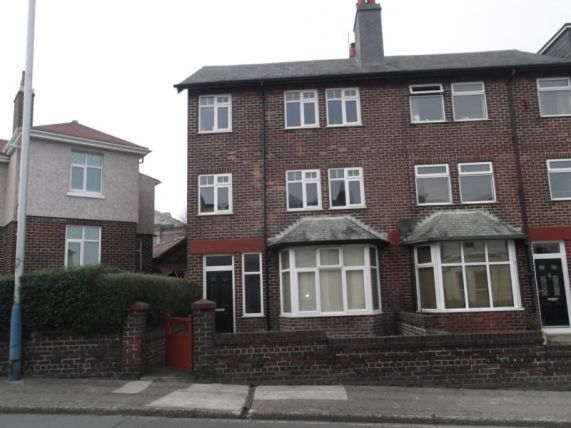 Thumbnail Flat to rent in 80 Derby Road, Douglas