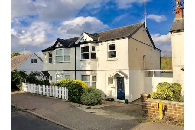 Thumbnail Semi-detached house for sale in Brook Road, Sawbridgeworth