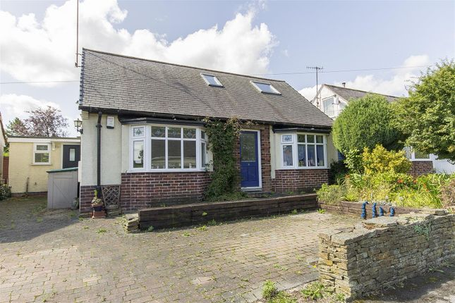 Thumbnail Detached bungalow for sale in Westbourne Grove, Chesterfield
