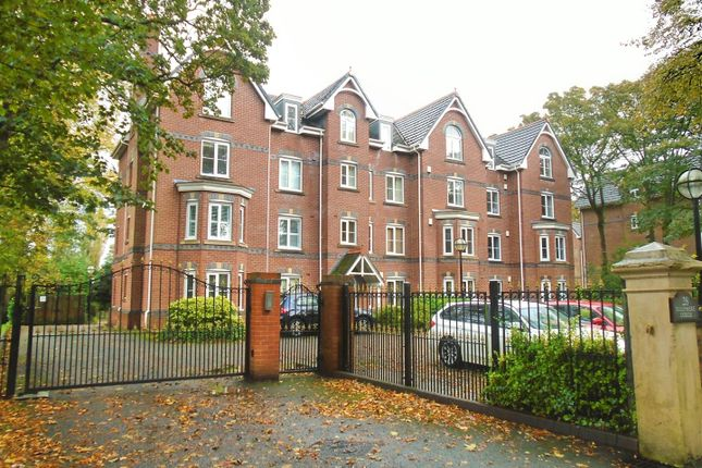 Thumbnail Flat to rent in Ellesmere Lodge, Ellesmere Road, Ellesmere Park, Manchester