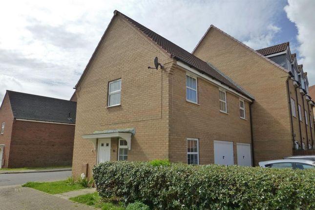 Thumbnail Flat to rent in Siskin Road, Uppingham, Oakham